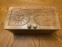 Solunar Box