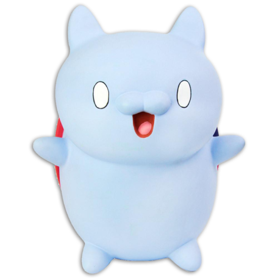 Bravest Warriors - catbug vinyl