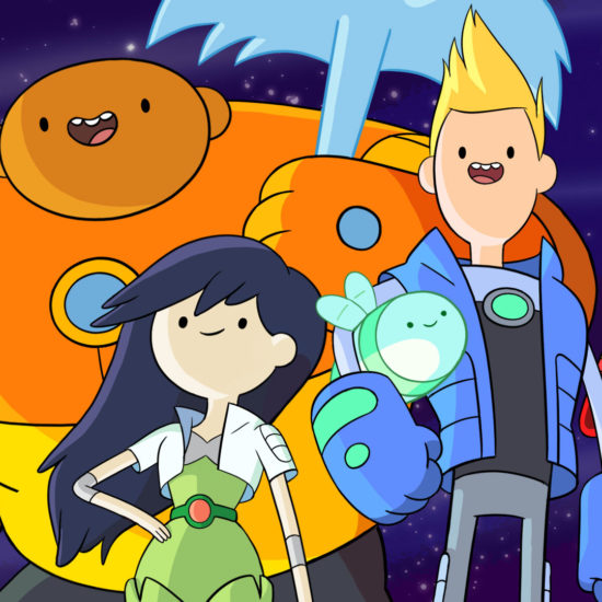 Cartoon Hangover - Bravest Warriors