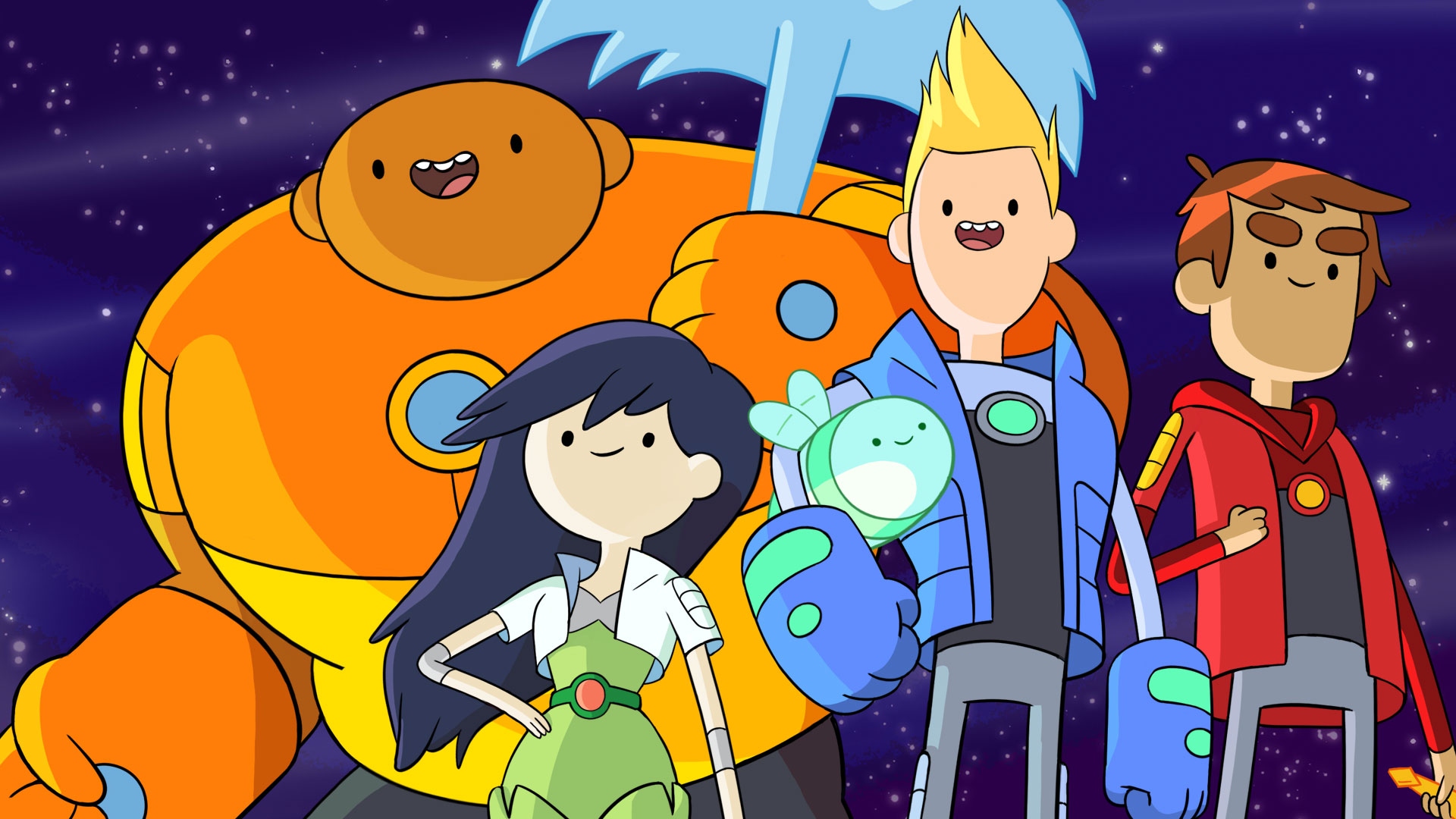 Bravest Warriors - Car...
