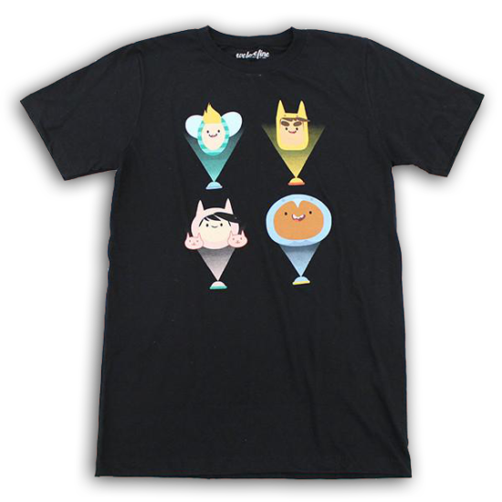 Bravest Warriors - BW2_WeaponsHat_Shirt