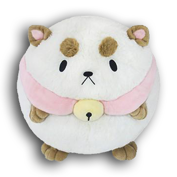 Bee and PuppyCat - puppycat_squishable