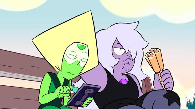Peridot Gets a Tablet