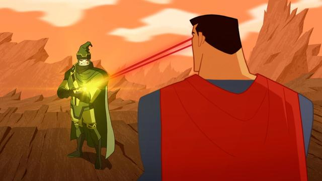 Superman Powerless