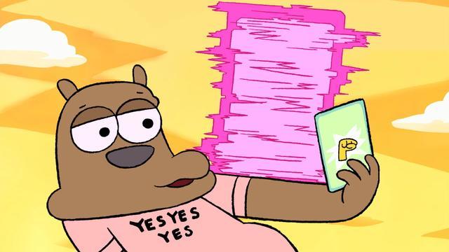 Shannon's POW Card