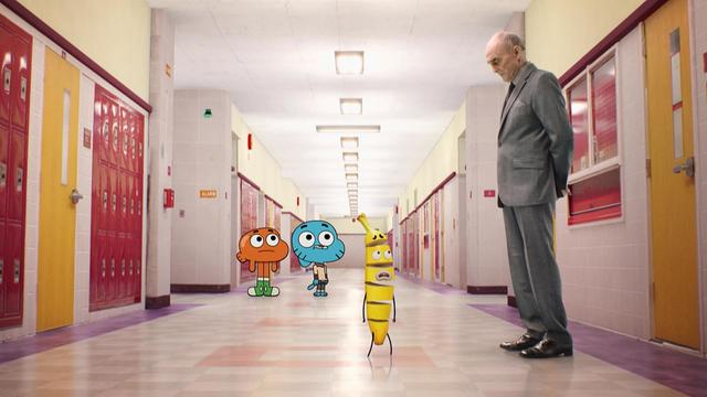 Gumball and Darwin are Not Normal