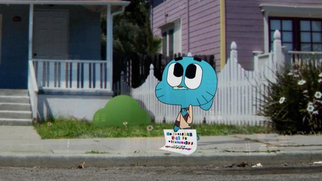 Gumball to the Rescue