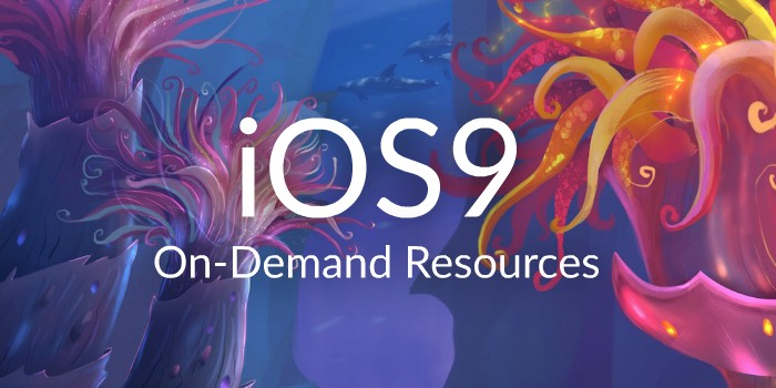 On Demand Resources Video Tutorial in iOS9 with SpriteKit