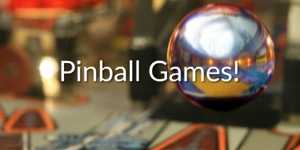 Pinball Games Tutorial for iOS and tvOS