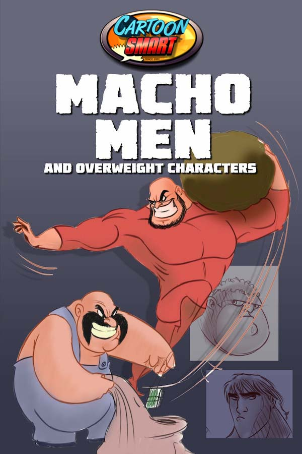 How to Draw Macho Men Video Tutorials
