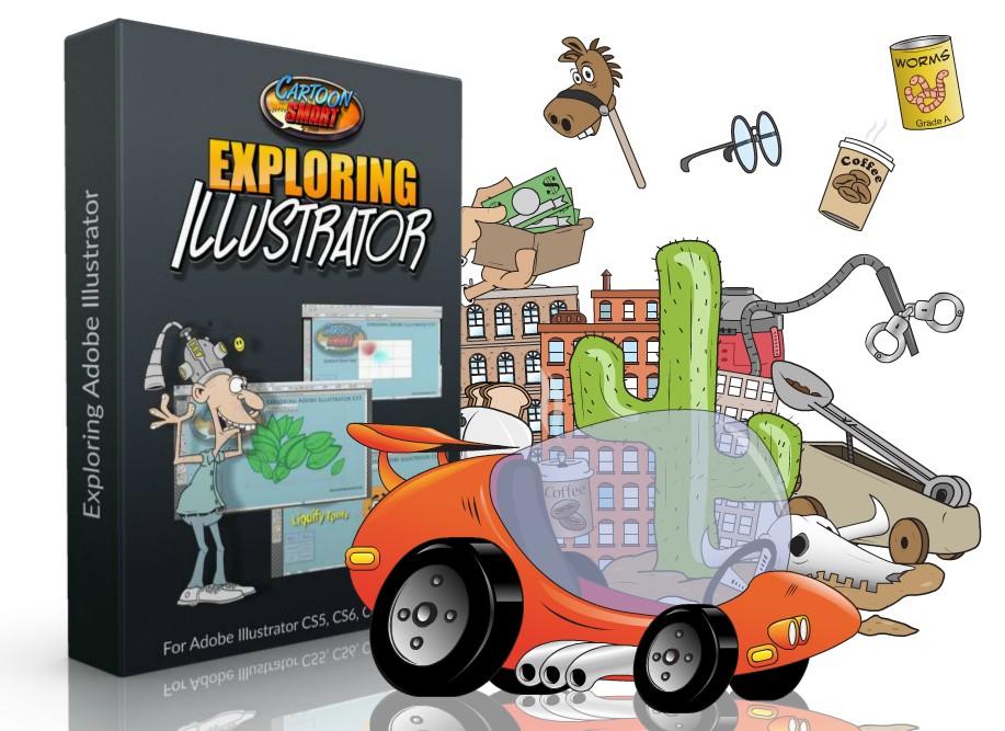 Exploring Adobe Illustrator Video Tutorials