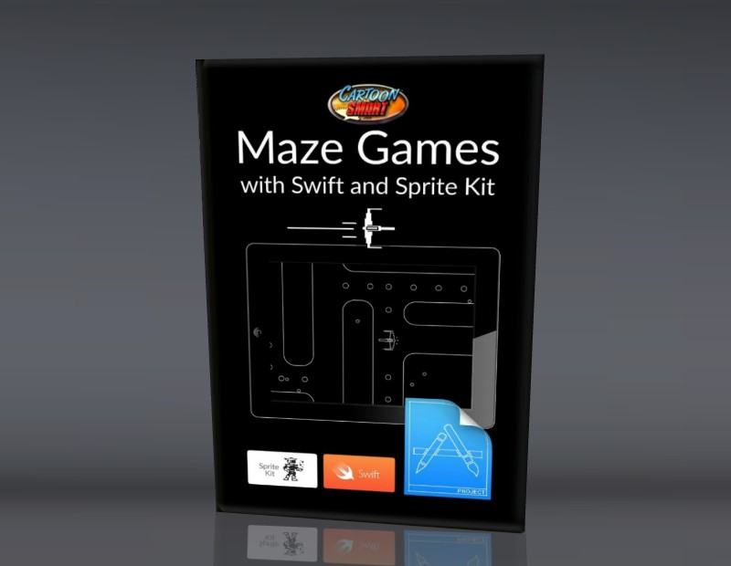 Maze Games with Swift and Sprite Kit Video Tutorial ...