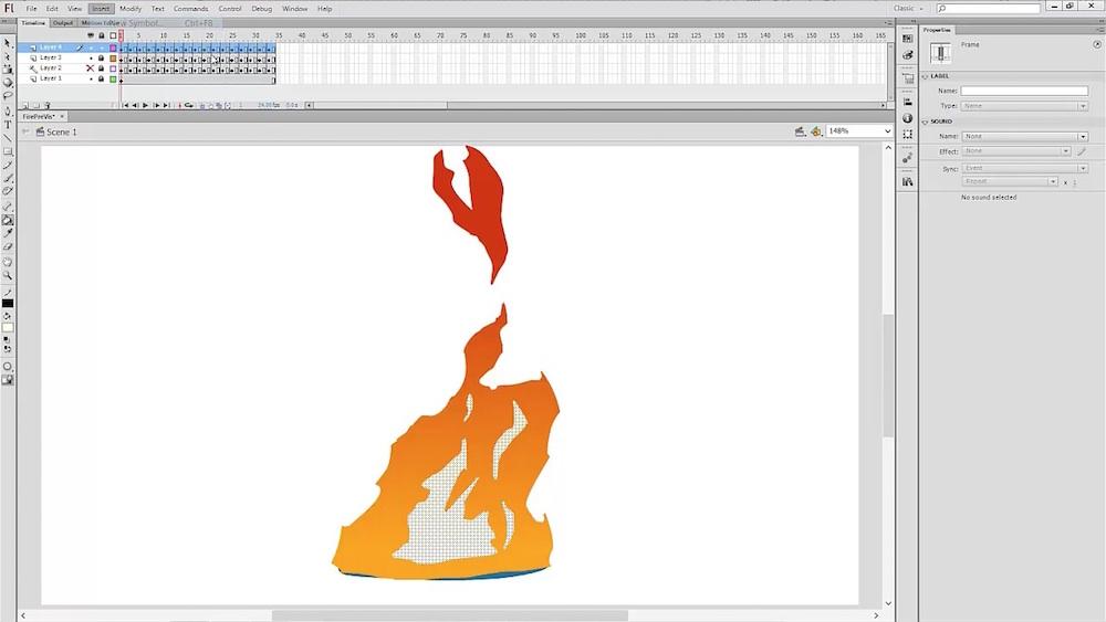 Adobe Animate or Flash Animation Video Tutorial Bundle ...