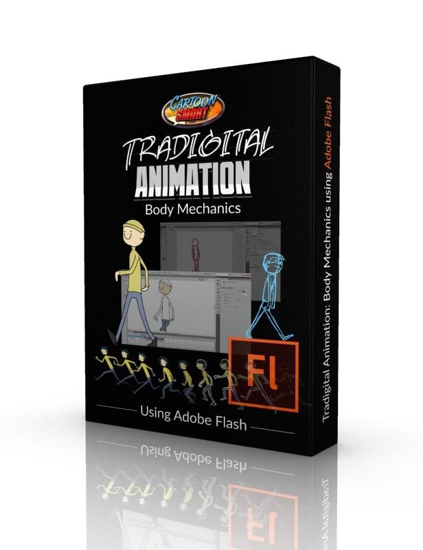 Tradigital Animation Body Mechanics Tutorials
