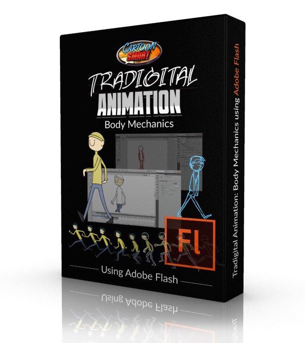 Tradigital Animation Body Mechanics Tutorials