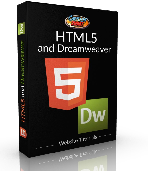 HTML5 and Dreamweaver Video Tutorials