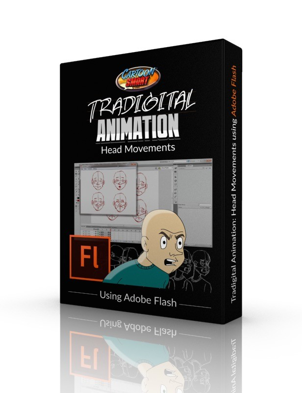 Tradigital Animation Head Movements Tutorials