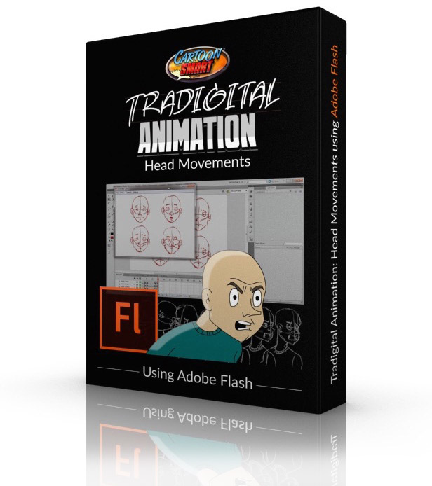 Tradigital Animation Head Movements Tutorials
