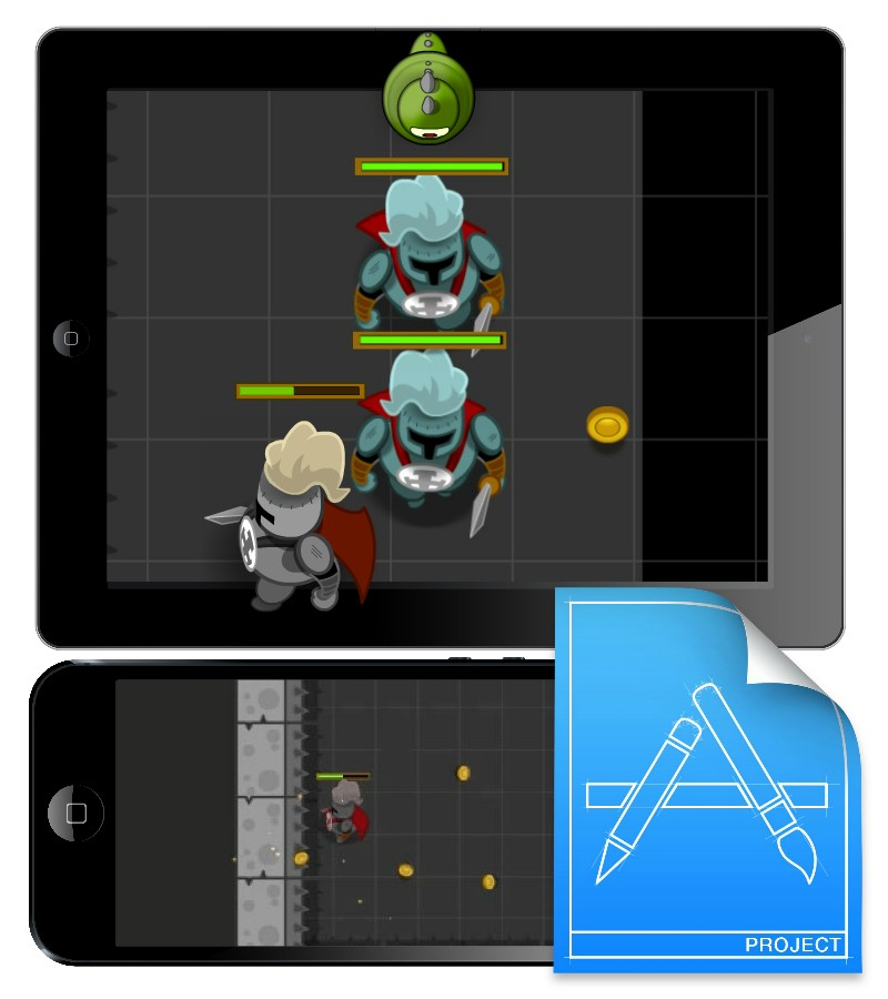 Xcode Projects for Role Playing Games