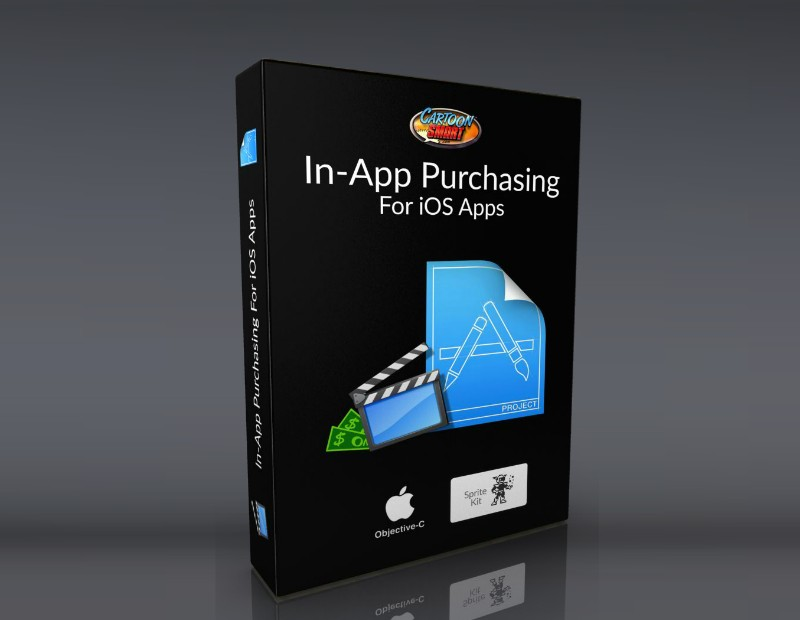 iOS In App Purchasing Video Tutorial