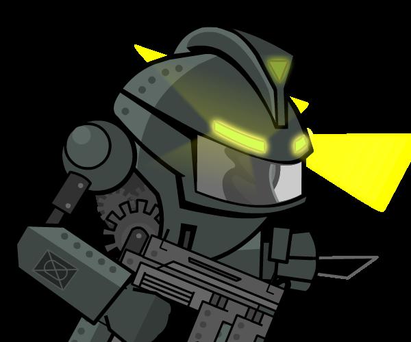 World War Mech – Destroyer Droid