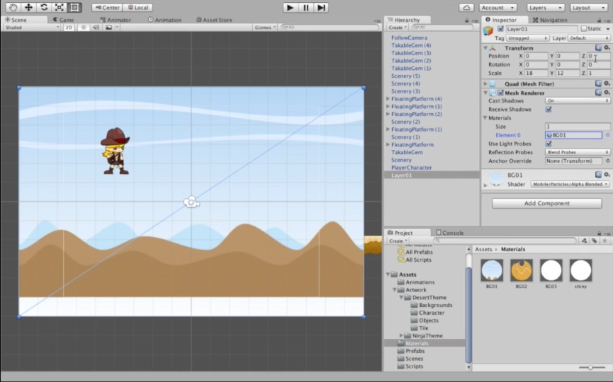 2D Game Development in Unity – Subscriber Access