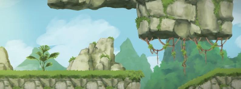 mountain royalty free game art