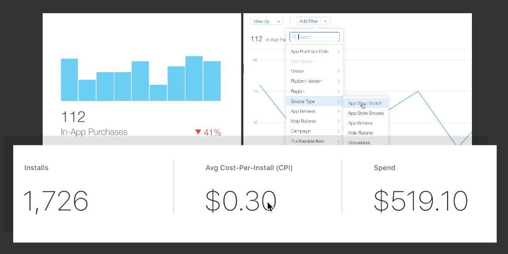 Optimizing Search Ads Basics using your App Analytics