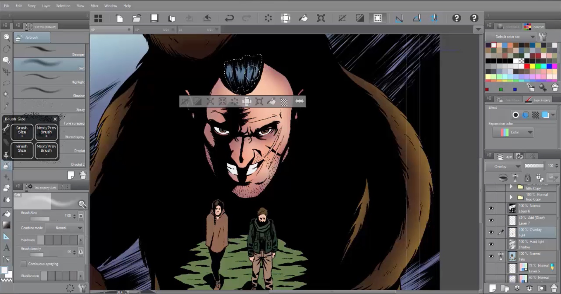 Book Cover Drawing Software : How to draw super heroes and comic book covers