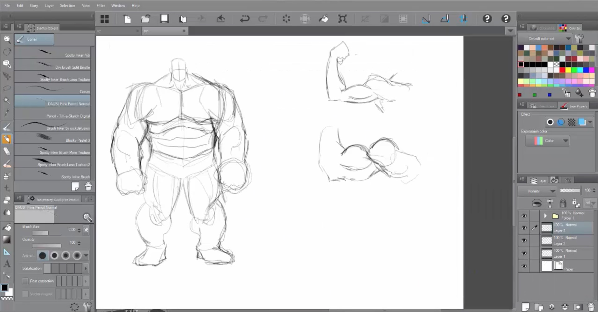 Comic Book Cover Tutorial : How to draw super heroes and comic book covers