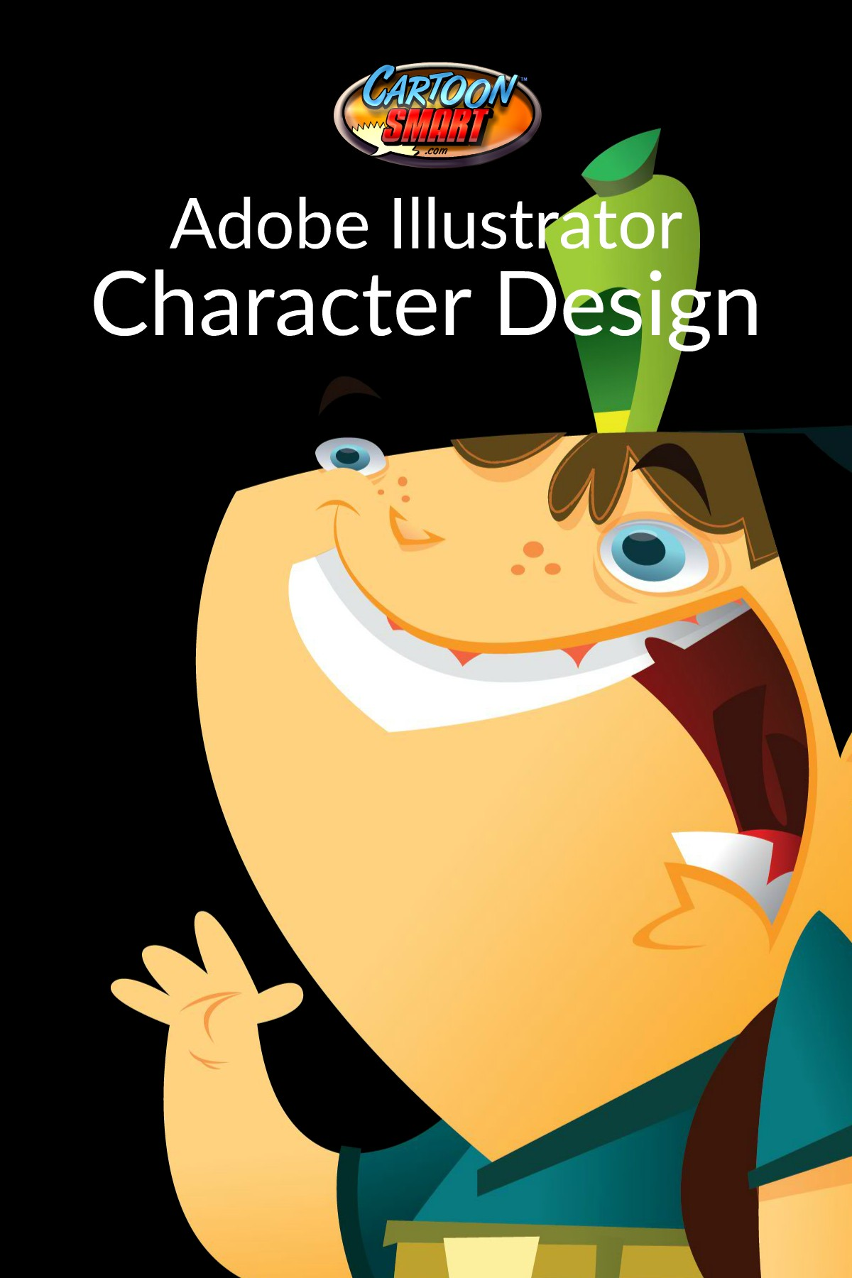 Cartoonsmart Character Design With Illustrator : Adobe illustrator character design subscriber access