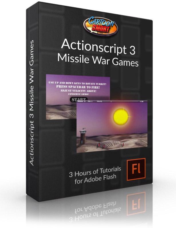 Actionscript 3 Missile War Games Tutorial