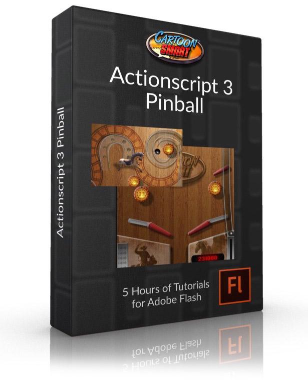 Actionscript 3 Pinball Games