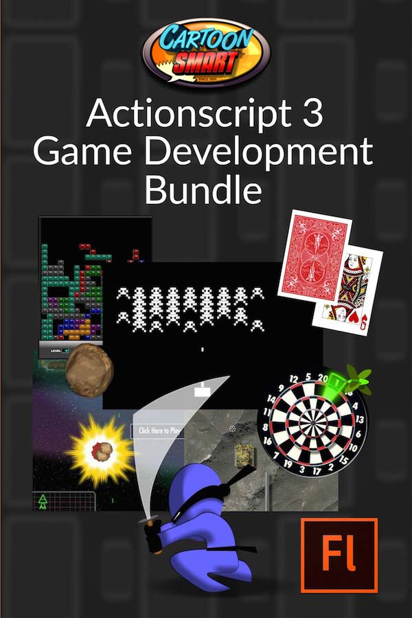 Actionscript 3 Game Video Tutorials