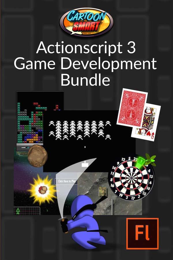 Actionscript 3 Game Video Tutorials
