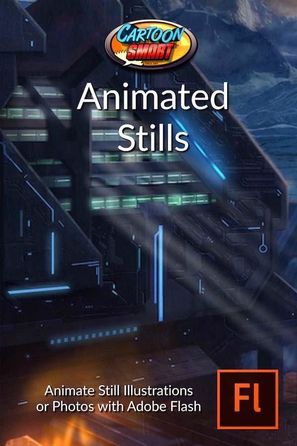 Adobe Flash Animated Stills Video Tutorials