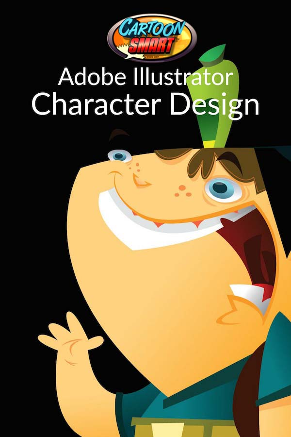 Adobe Illustrator Character Design Tutorials