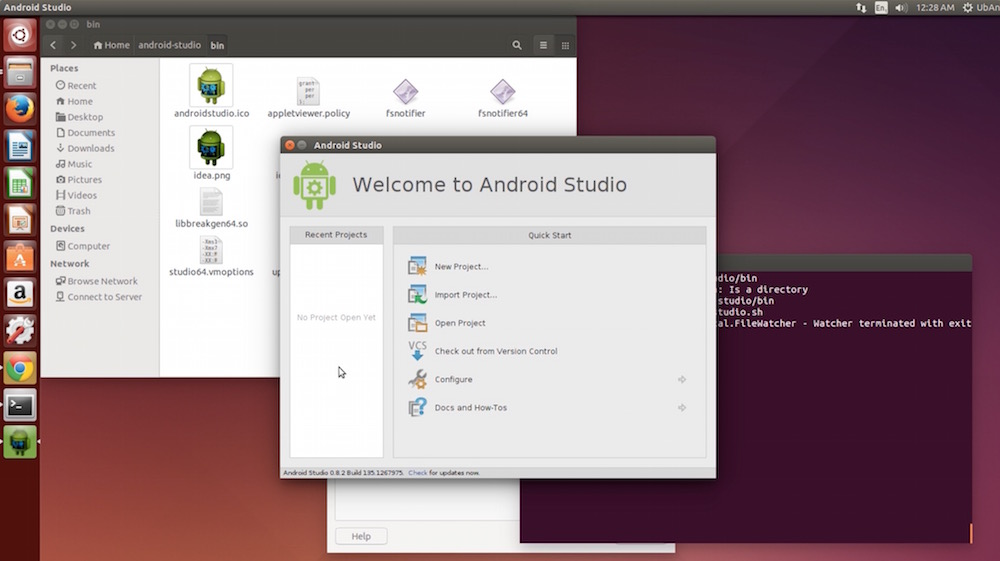 Android Studio Tutorials Screenshot 1