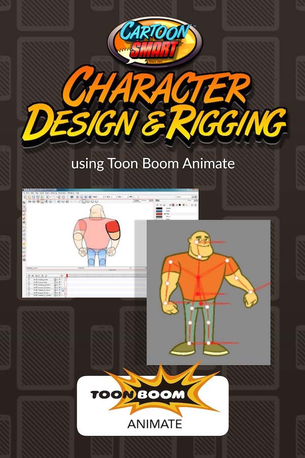 Toon Boom Character Design Tutorial : Animation video tutorials subscriber index