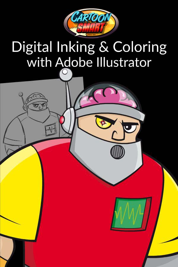 Digital Inking and Coloring Video Tutorials