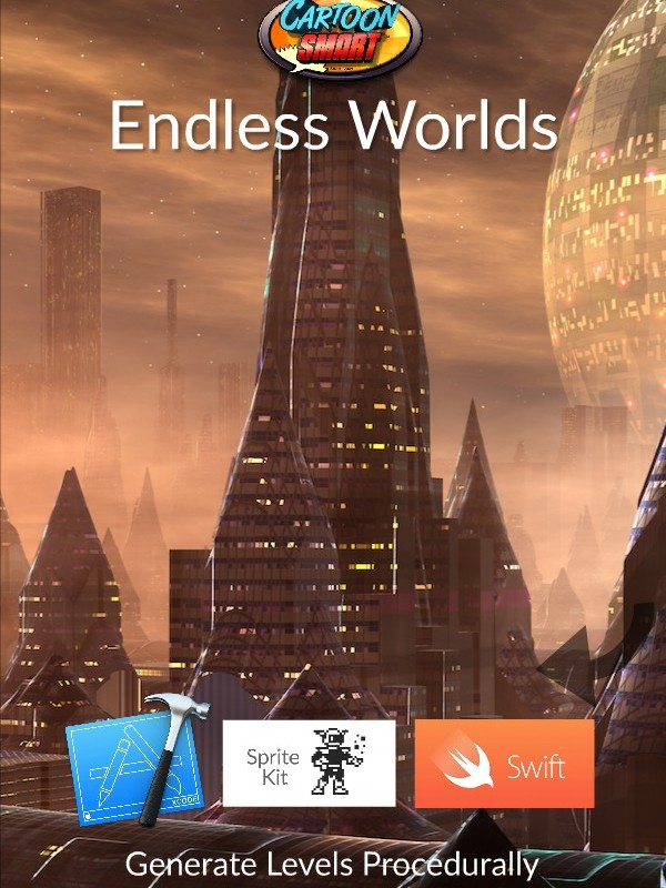 Endless Worlds - Procedurally Generate Levels with Swift and Sprite Kit