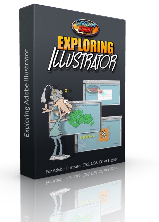 Exploring Adobe Illustrator - Video Tutorials