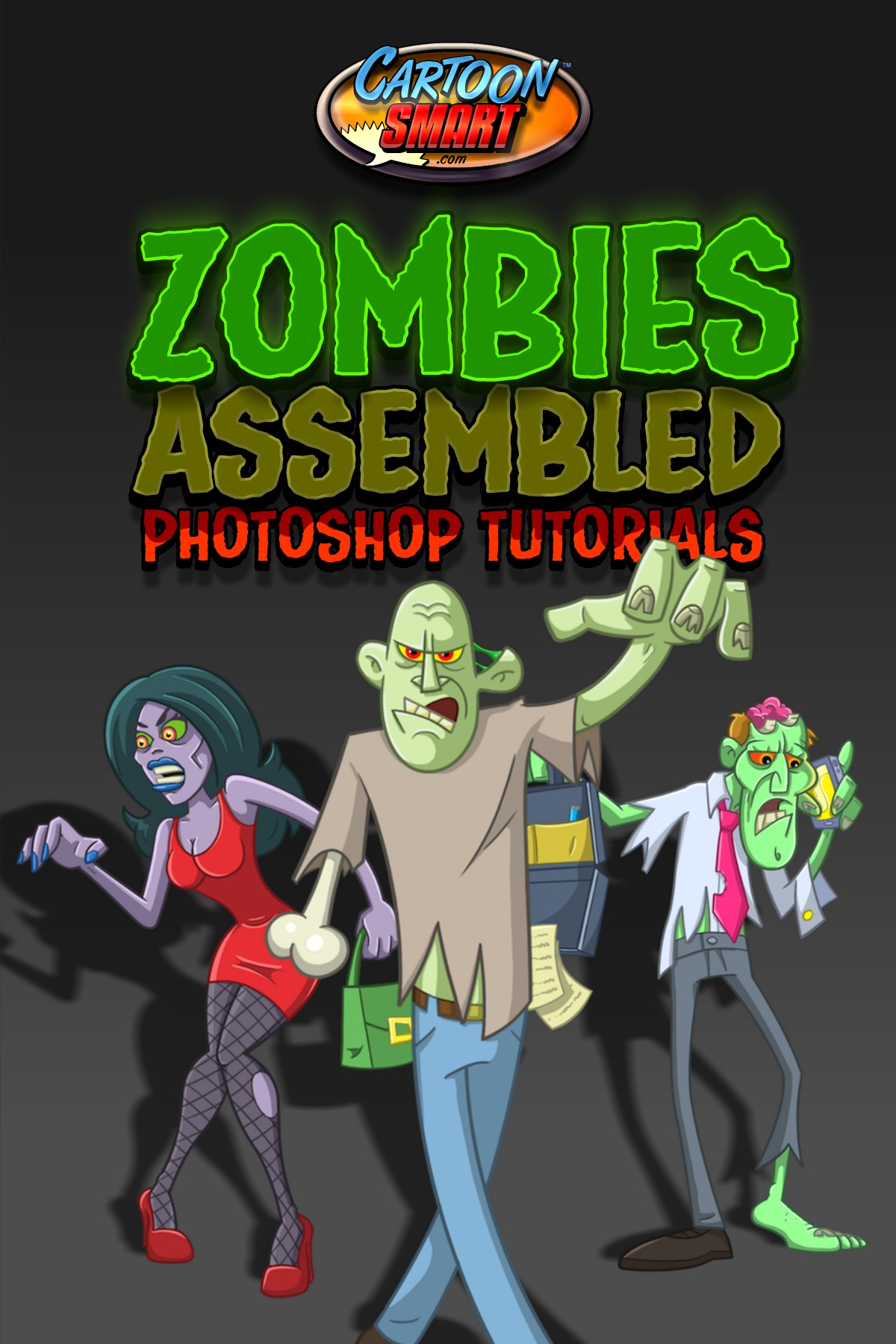How to Draw Zombies Tutorial