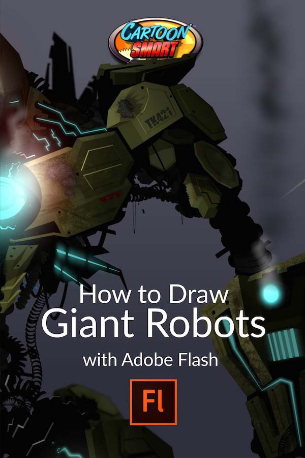 How to Draw Giant Robots