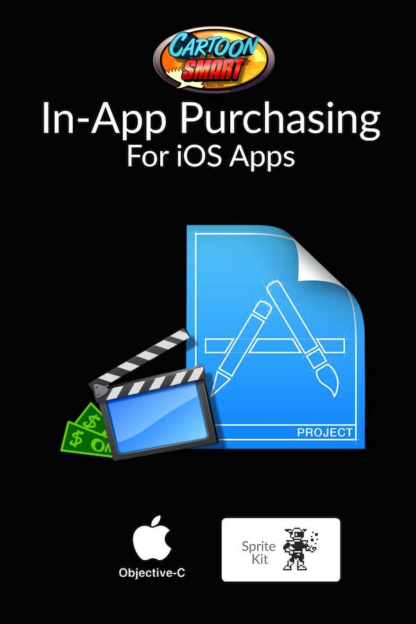 In App Purchasing Video Tutorials for iOS