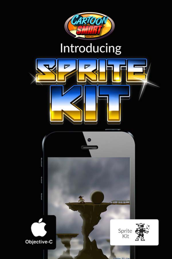 Introducing Sprite Kit iOS Video Tutorials