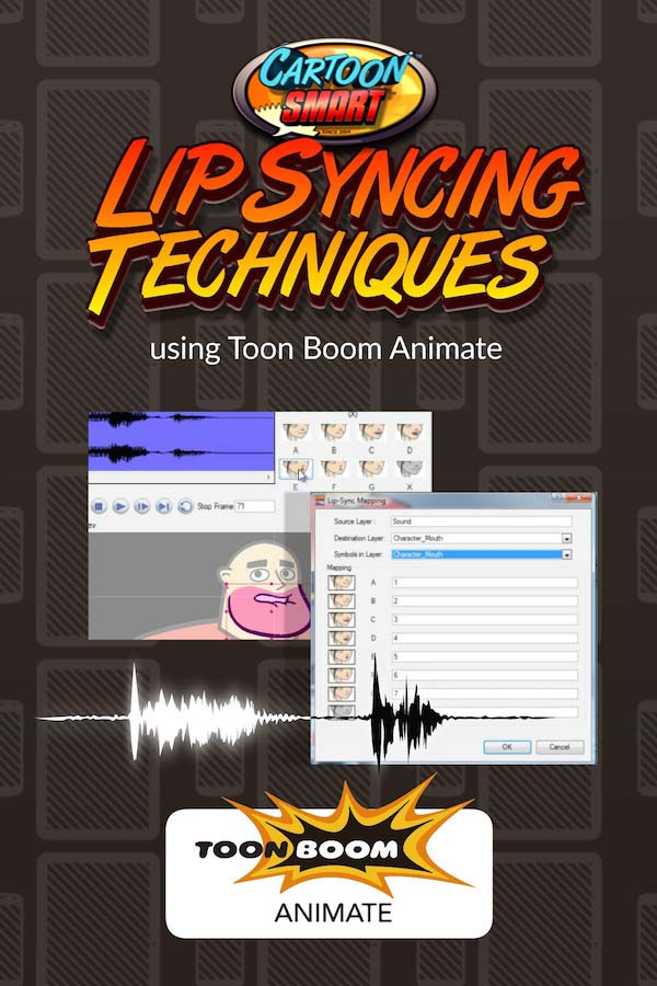 Lip Syncing Toon Boom Video Tutorials