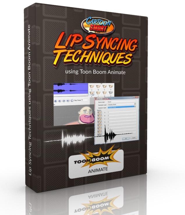 Lip Sync Video Tutorials for Toon Boom Animate