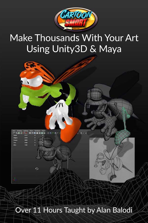Make Thousands using Unity3D and Maya Video Tutorials