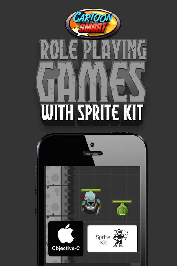 Role Playing Game iOS Video Tutorials